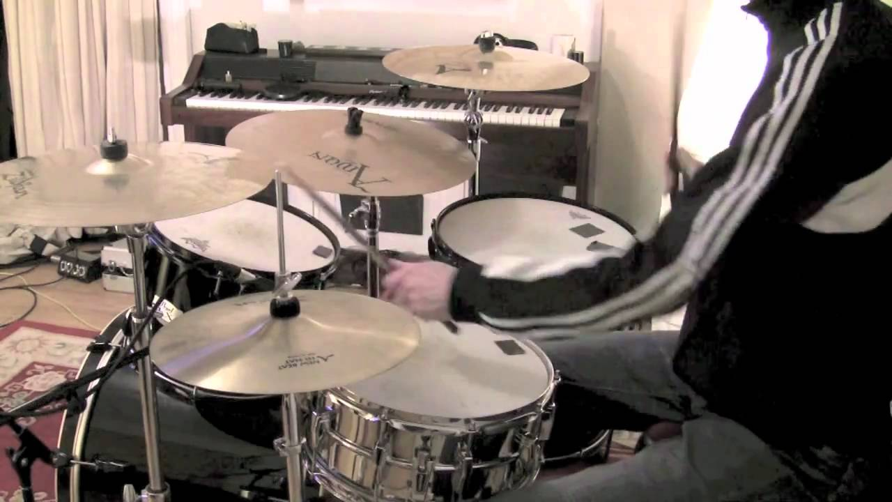 how to play aqualung on drums