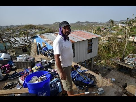 Puerto Rico, The Maria Hurricane, The US, Capitalism & The Working Class With Ricardo Ortiz