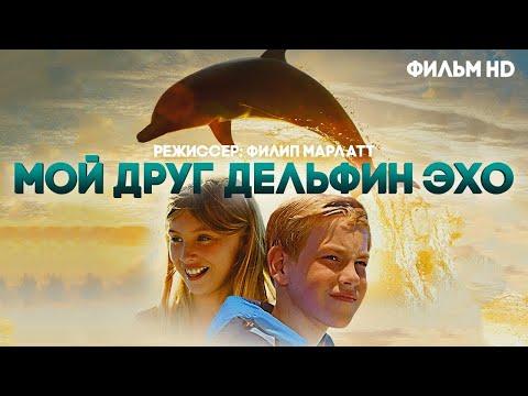 Мой друг дельфин Эхо ⁄Dolphin Kick⁄ Фильм детям HD