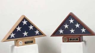 Military Shadow Boxes   American Flag Display Cases   Display Cases For Medals, Pins, And Badges   Military Uniform Display Cases