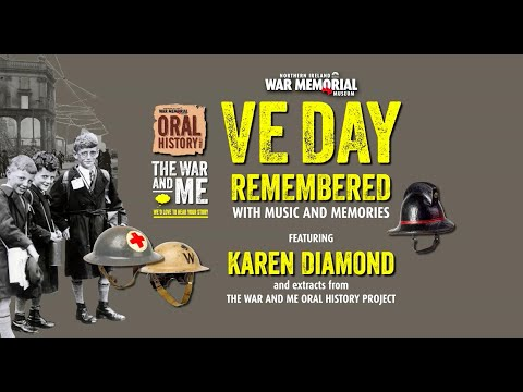 Ve Day Remembered With Music And Memories Youtube