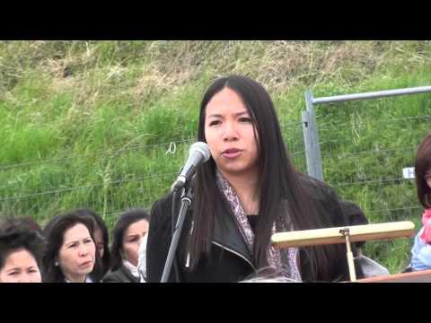 Khanh thanh Tuong Dai Thuyen Nhan o Almere  (Holland) 30 4 2016 (10/12) Con em thuyen nhan cam ta