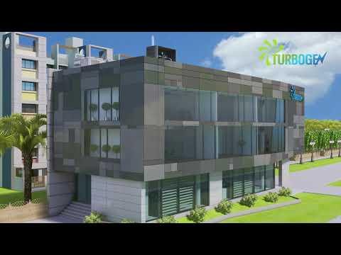 TurboGen On-site energy for buildings