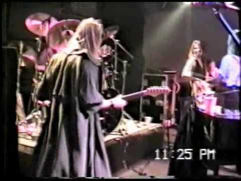 TOY MATINEE - QUEEN OF MISERY LIVE (Roxy audio + Cactus video)