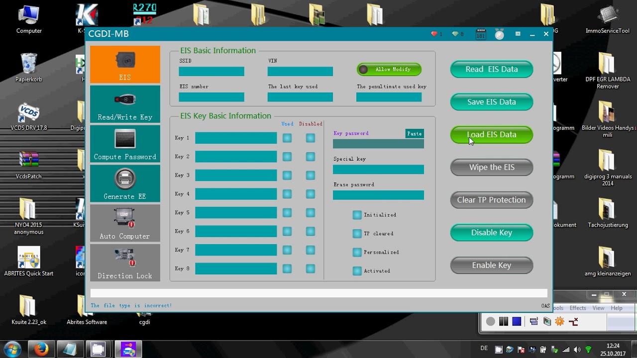CGDI Prog Mercedes Benz key programmer | wholesaleobd2 net