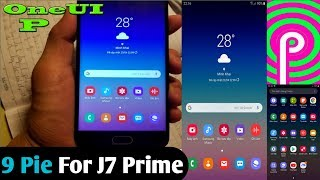 Download Samsung Galaxy J7 Prime Android 9 0 Pie Upgrade Lineageos