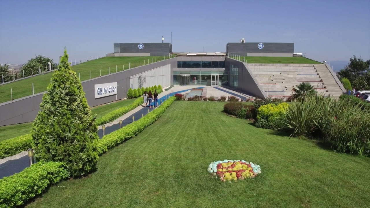 Inside GE's Turkey Technology Center