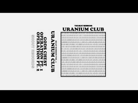 URANIUM CLUB - Beat Session Vol. 1