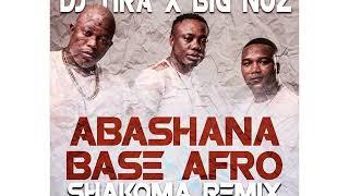DJ Tira Ft. Big Nuz - Abashana Base Afro (Shakoma Remix)