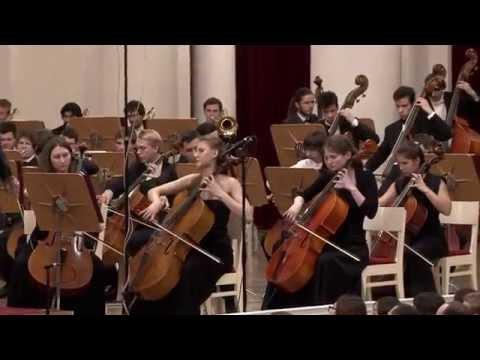 """П. Чайковский - """"Ромео и Джульетта"""" увертюра-фантазия по Шекспиру"""