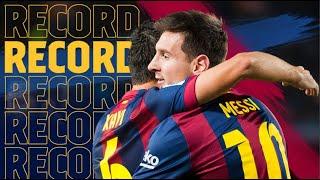 Messi equals Xavi's El Clásico record