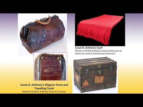 Agitate! Agitate! Collect! : Artifacts of Women's Dissent at Paul Revere House