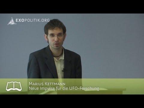 Neue Impulse für die UFO-Forschung - Marius Kettmann