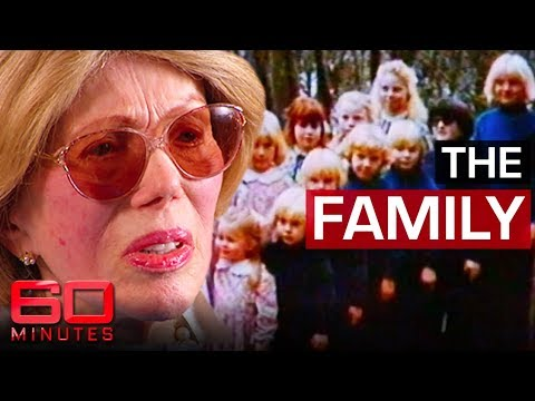 Anne Hamilton-Byrne First Ever Interview Reveals The Family Cult Secrets   60 Minutes Australia