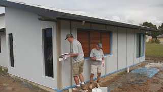 Modern Technologies Construction Low Cost Houses
