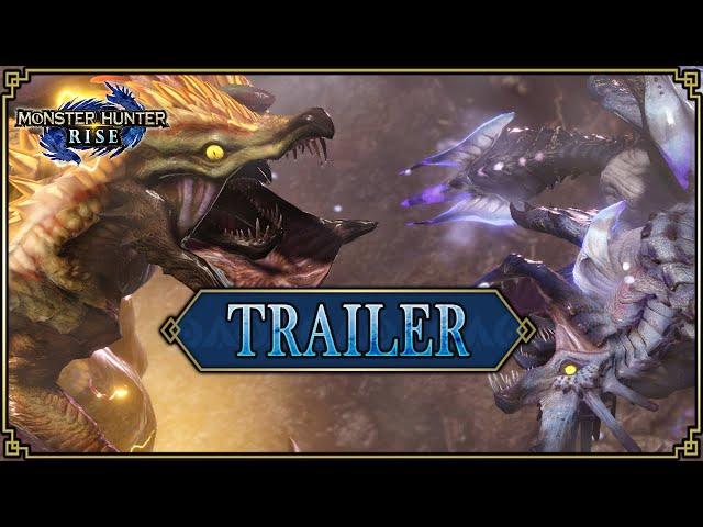 MAJ 3.0 Monster Hunter Rise - Trailer #8