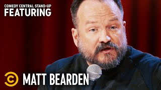 It's Impossible to Hide a Snack from a Kid - Matt Bearden - Stand-Up Featuring