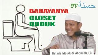 Download Video Bahayanya Closet Duduk - Ustadz Maududi Abdullah Lc. MP3 3GP MP4