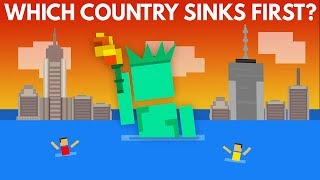 Will Your Country Be The First To Sink?