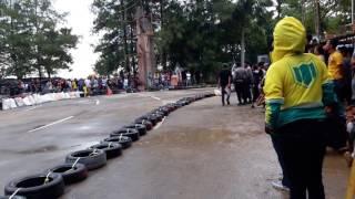 Road race Jambore Otomotif Jabar di Pemda Bekasi 2 Oktober 2016