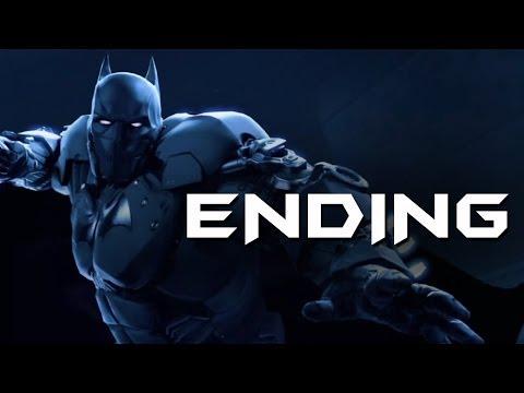 Batman: Arkham Origins Cold Cold Heart ENDING Walkthrough Part 6