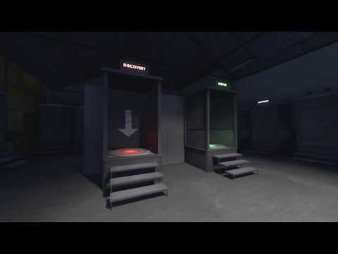 The Stanley Parable Demonstration - The Secret Emotion Booth