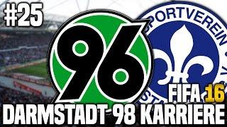 FIFA 16 Karrieremodus #25 - Rückrundenauftakt! | FIFA 16 Karriere SV Darmstadt 98 [S1EP25]