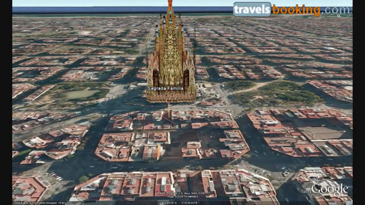 Virtual Tour Sagrada Familia