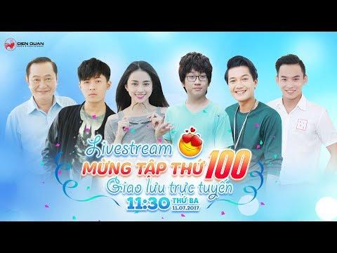 Gia đình là số 1 sitcom | LIVESTREAM MỪNG TẬP THỨ 100 | Gin Tuấn Kiệt, Phát La, Quang Tuấn, Yumi