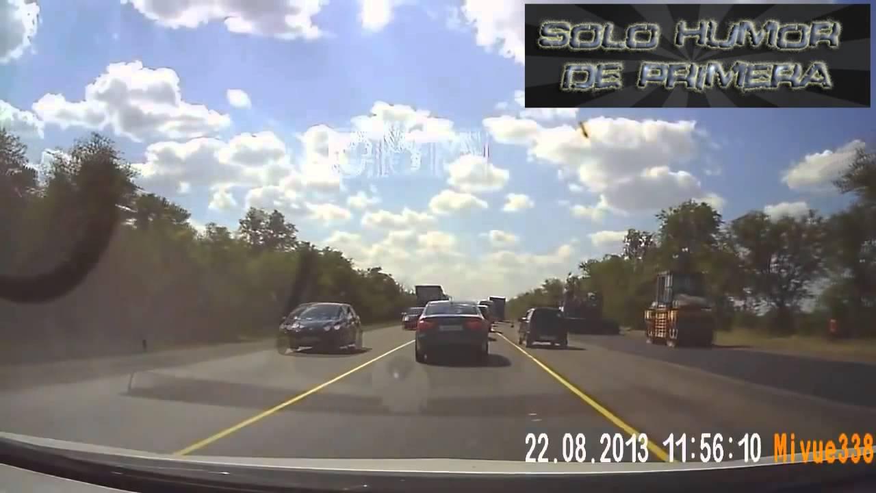 Accidentes De Transito En Vivo Choques De Autos Youtube