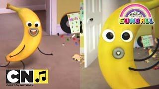 Taniec bananowy | Niesamowity świat Gumballa | Cartoon Network
