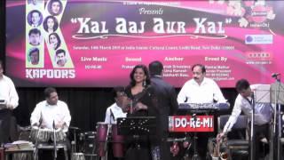 dheeme dheeme gaoon - Zubeidaa by Pratibha Asthana
