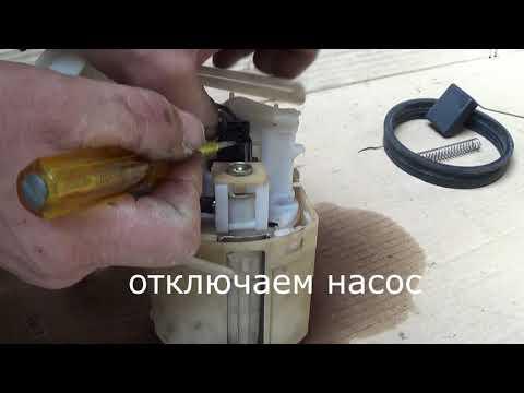 Мазда 6 замена топливного фильтра своими руками