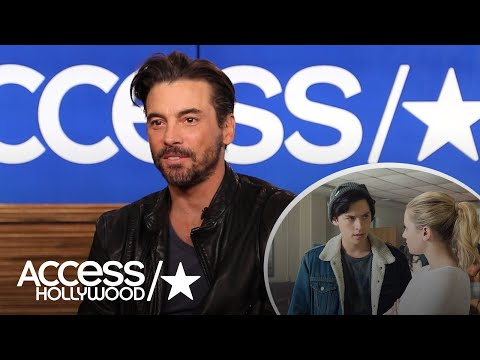 'Riverdale': Skeet Ulrich Shares If He Thinks Bughead Is Meant To Be  Access Hollywood