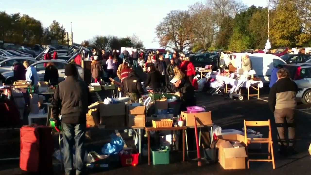 Car Boot Sale Fife