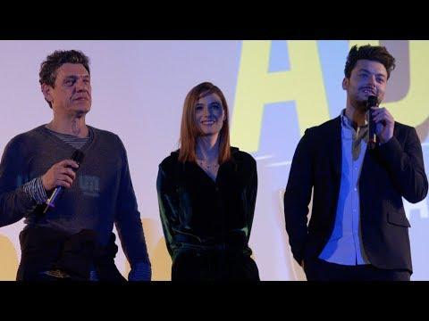 Love addict - Kev Adams, Marc Lavoine, Mélanie Bernier (Gaumont Champs-Élysées, 16/04/2018)