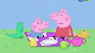Свинка Пеппа - Стала Королевой кушает все что хочет #DJESSMAY