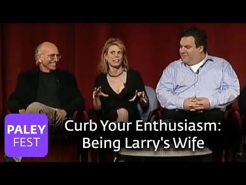 Curb Your Enthusiasm  Cheryl Hines on Being Larry's Wife