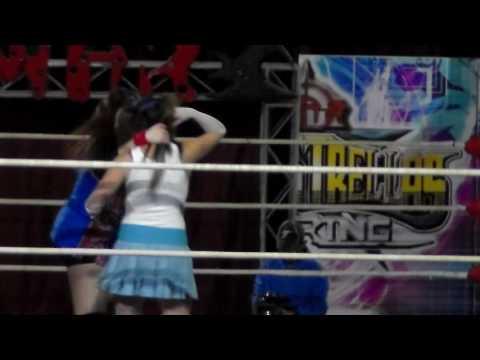 Youtube lucha femenina desnuda