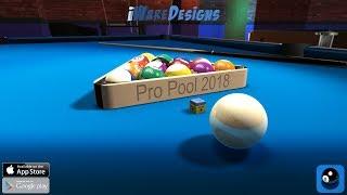 Pro Pool 2018