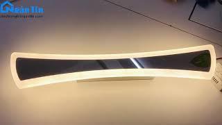 Đèn Led Chiếu Gương Soi Gương Trang Trí Trong Nhà Led 3 Chế Độ Màu RG702 Ngân Tin