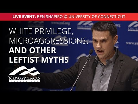 Ben Shapiro LIVE at University of Connecticut