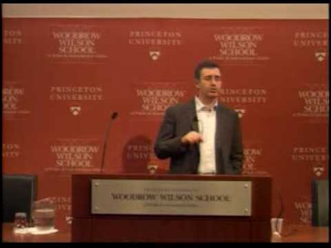 "Sergei Guriev - ""The Political Origins and Implications of the Russian Economic Slowdown"""