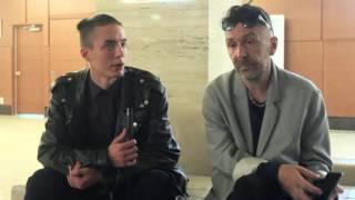 Интервью с Сергеем Шнуровым  Владивосток