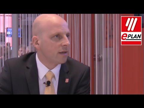 SPS IPC Drives 2013: Thomas Michels demonstrates mobile app and partnership programs