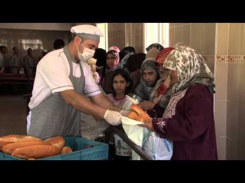 Turkey: Supporting Syrian Refugees