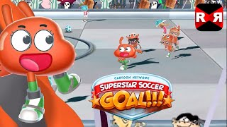 Cartoon Network Superstar Soccer: Goal - Darwin Cup - iOS / Android - Walktrough Video