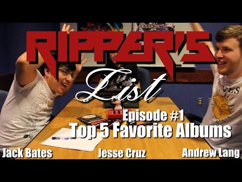 Ripper's List Episode 1 PREMIERE! - Rowdy Radio