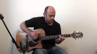 Epitáfio (Titãs) - Violão Fingerstyle (Acordes e Melodia ao mesmo tempo no violão)