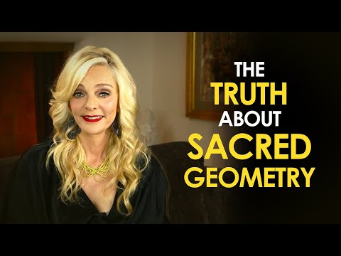 Audrey Hope/THE POWER OF SACRED GEOMETRY TO HEAL THE WORLD
